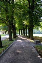 Im Schlosspark Delitzsch