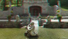 Im Schlosspark Hellbrunn bei Salzburg