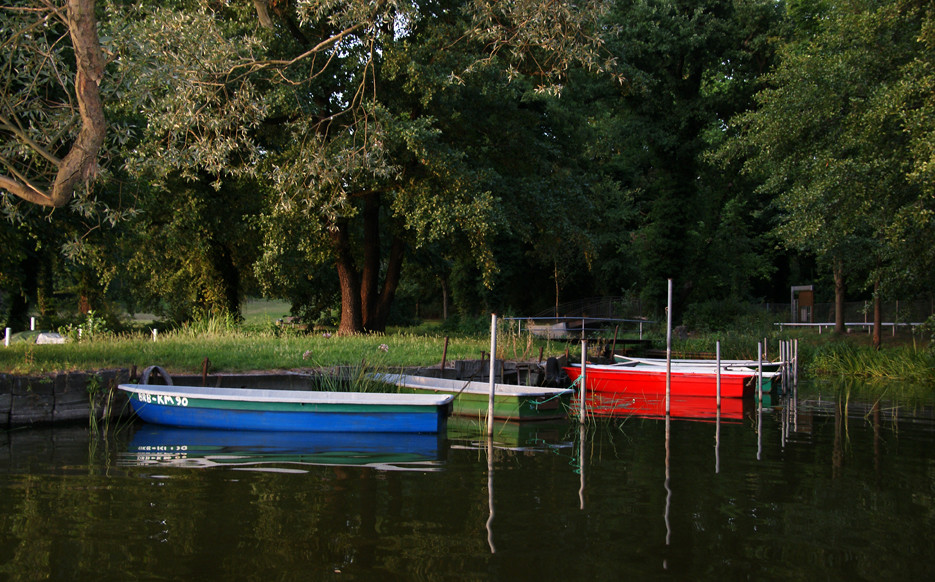 Im Schlosspark Marquardt, 02.08.08 – 02