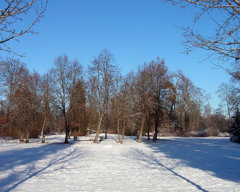 Im Schlosspark Teil 1