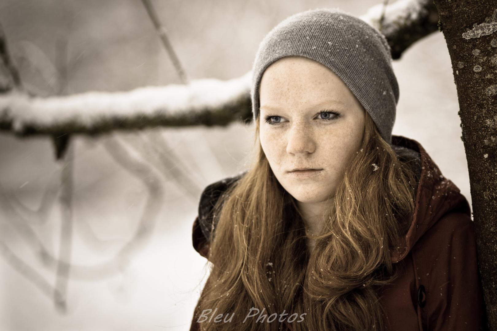 Im Schnee 2