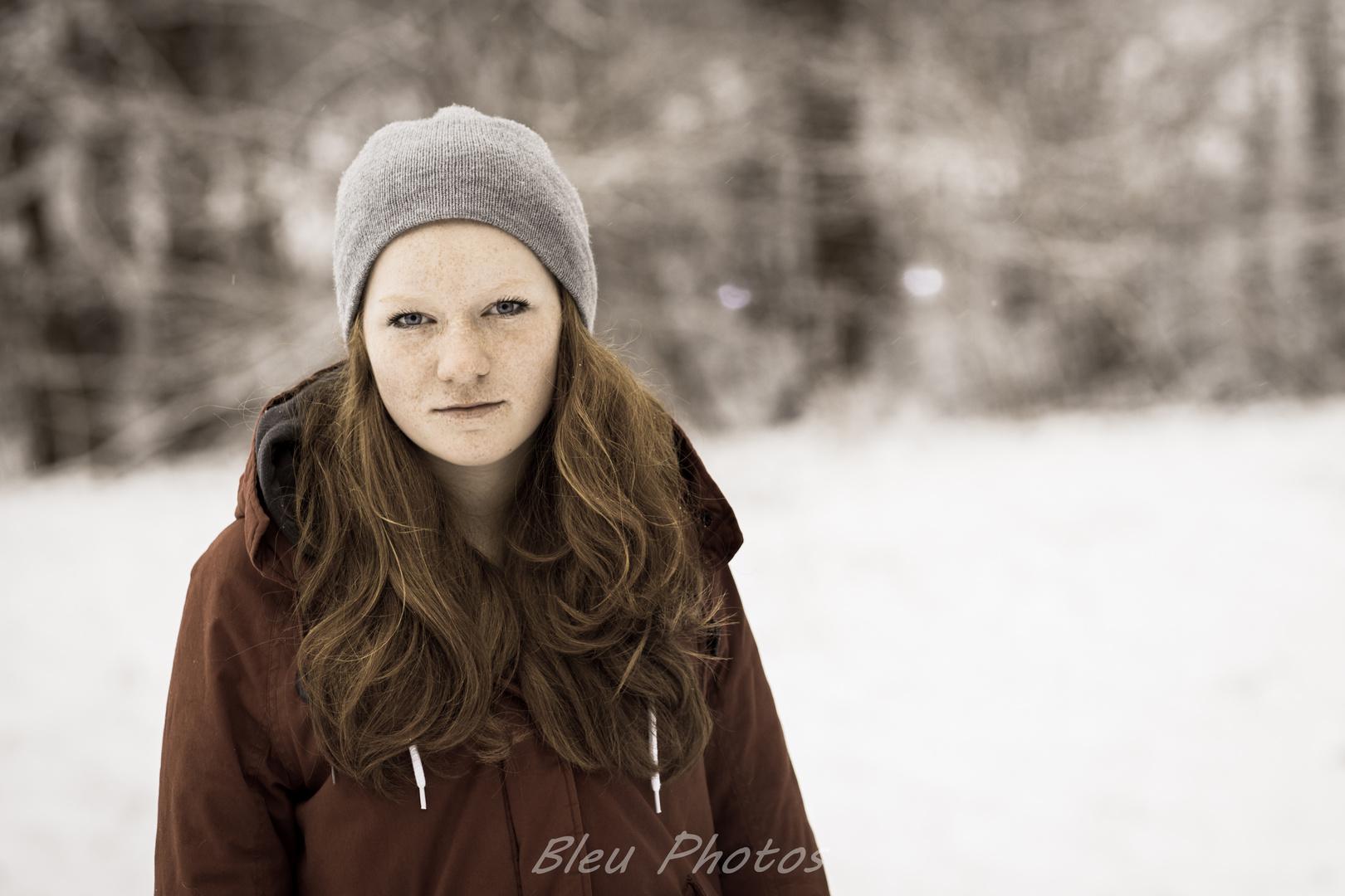 Im Schnee 4