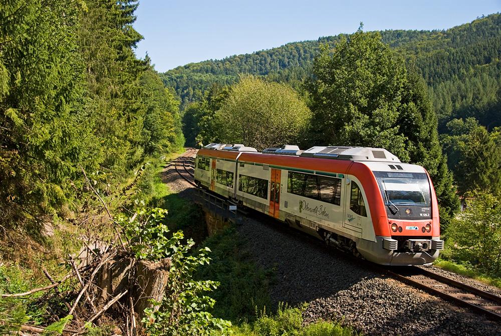 Im schönen Odenwald I