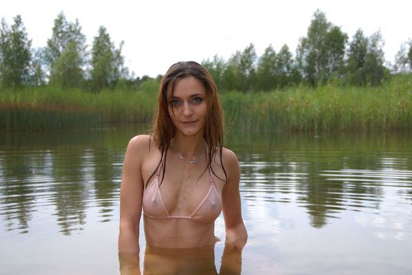 Im See mit Wicked Weasel