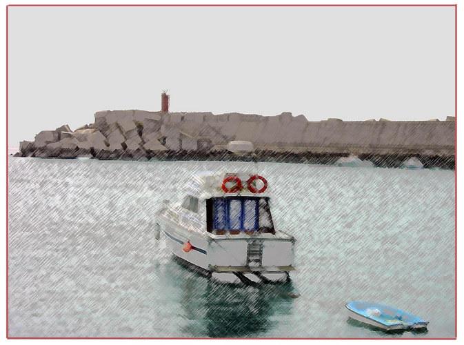 Im sicheren Hafen...
