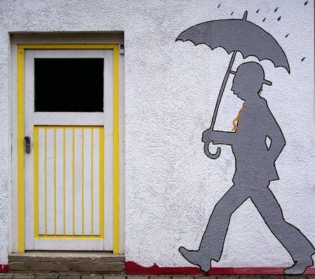 I´m singing in the rain