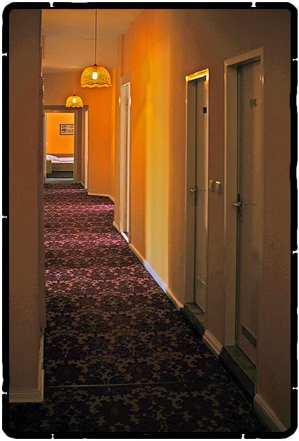Im sinnlichsten Hotel ....