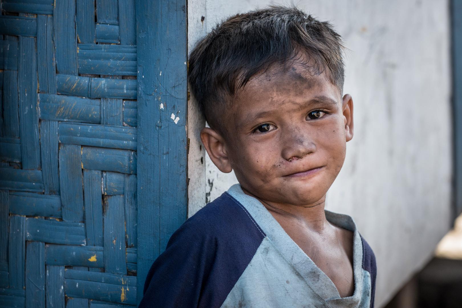 Im Slum der Müllkinder