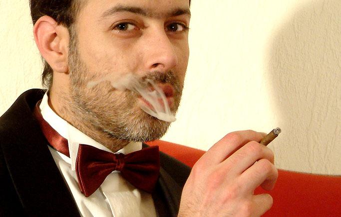 I`M SMOKING IM SMOKING