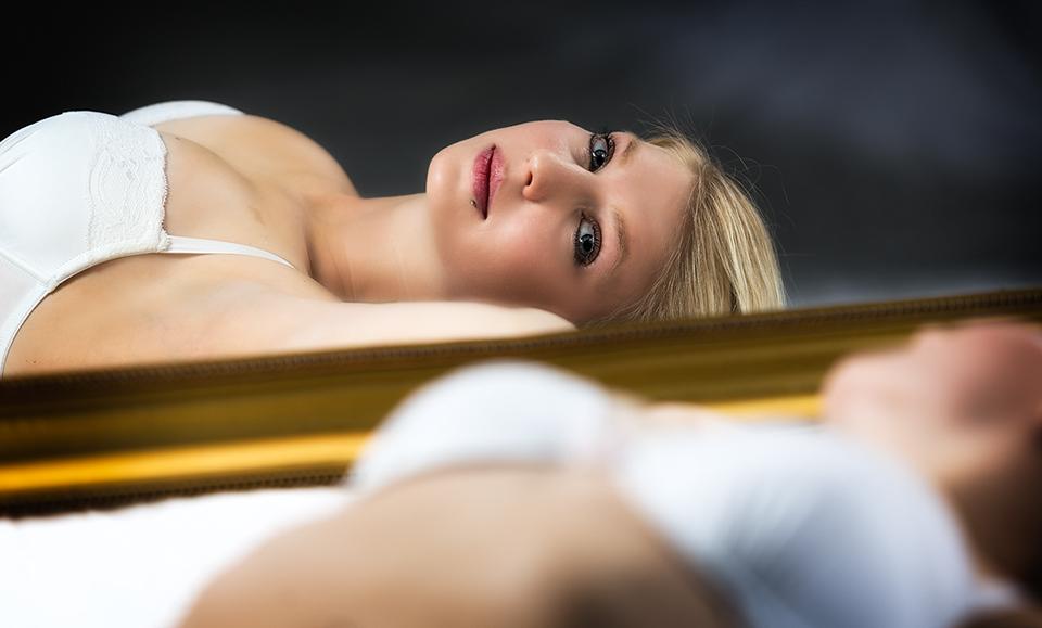 im Spiegel ...