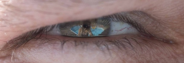 Im Spiegel Deiner Augen