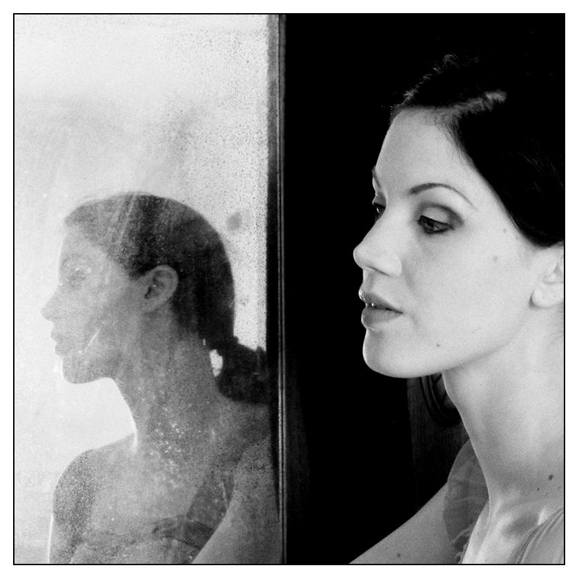 Im Spiegel deiner Seele ...