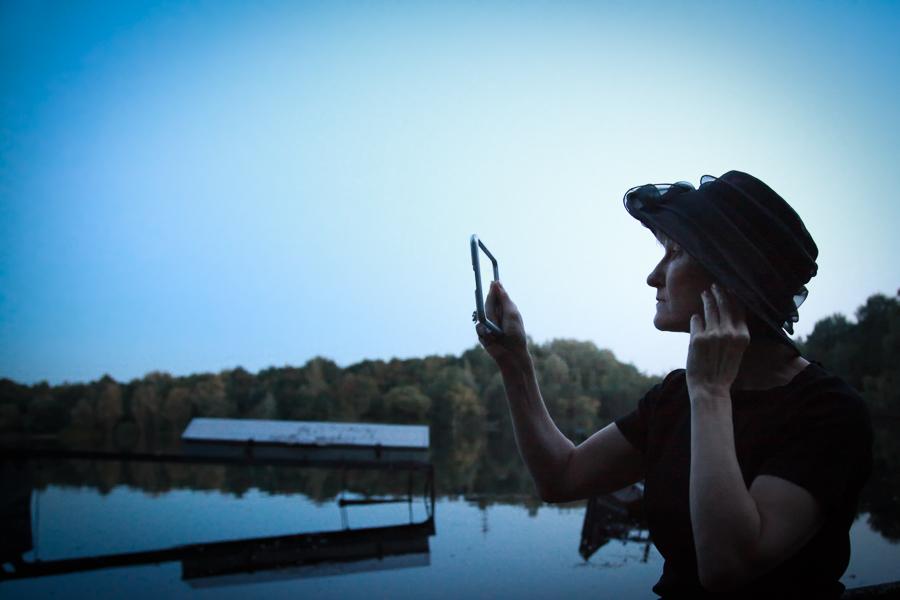 Im Spiegel der Nacht