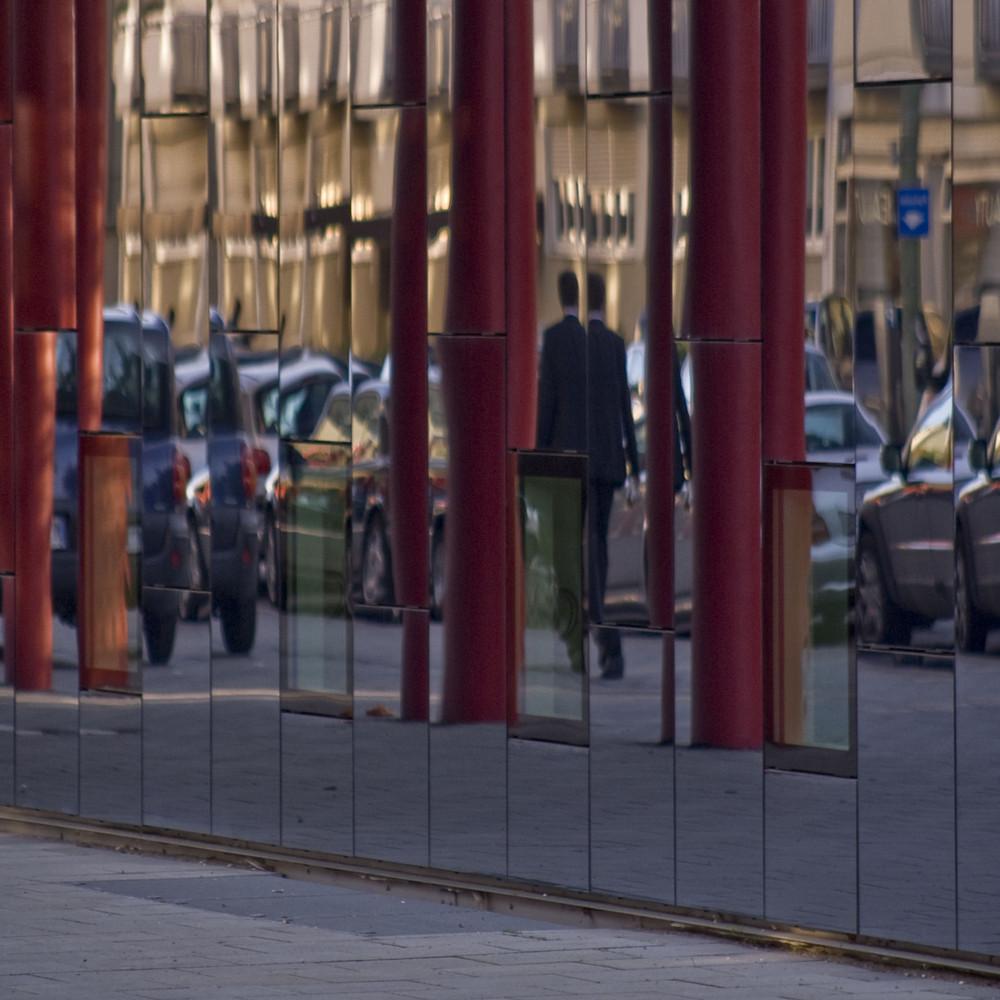 Im Spiegel der Stadt