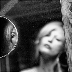 . im spiegel meiner selbst .
