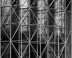 Im Spiegelbild der Architektur