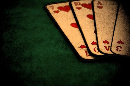 Im Spiel mit der Liebe...