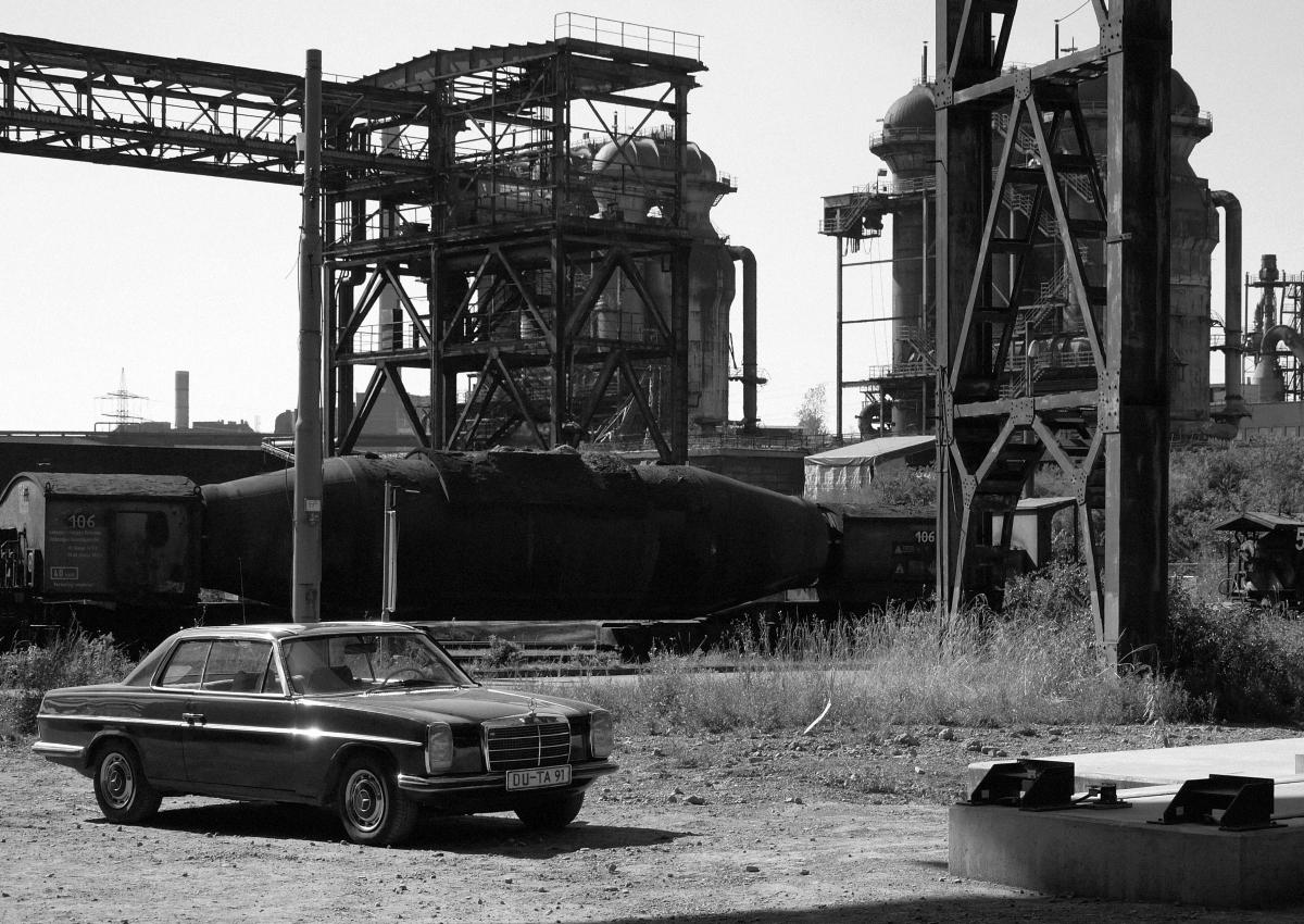 Im Stahlwerk
