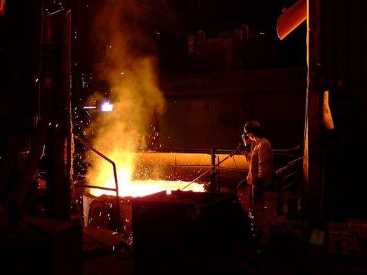 Im Stahlwerk 3