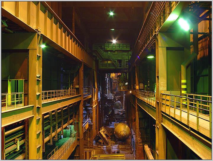 Im Stahlwerk -II-