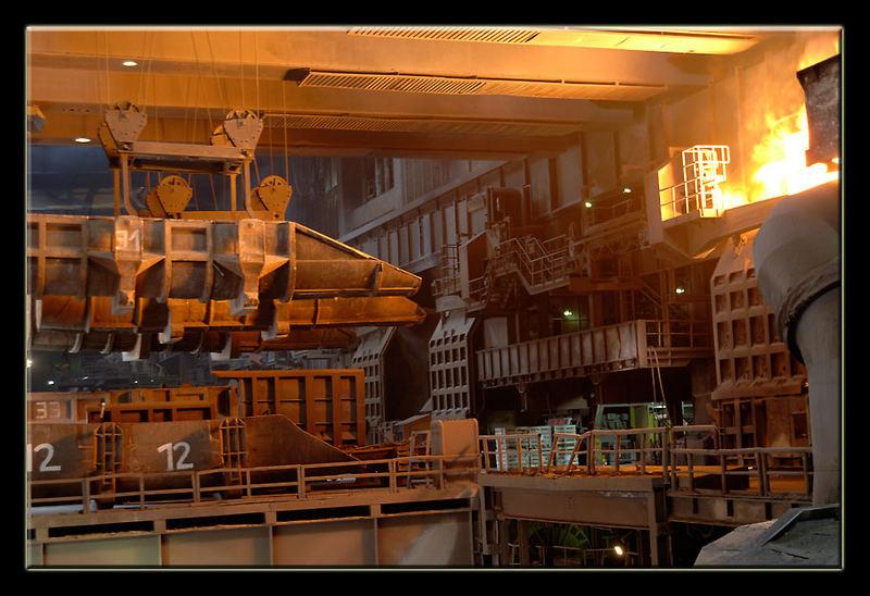 Im Stahlwerk # II