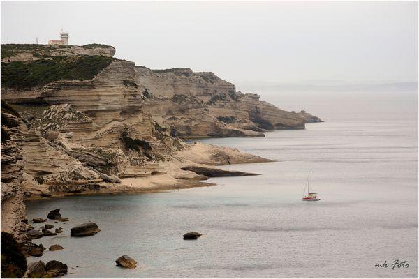 Im Süden von Korsika