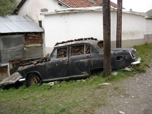 Im südlichsten Zipfel des Kosovos