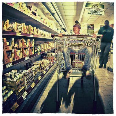Im Supermarkt..II