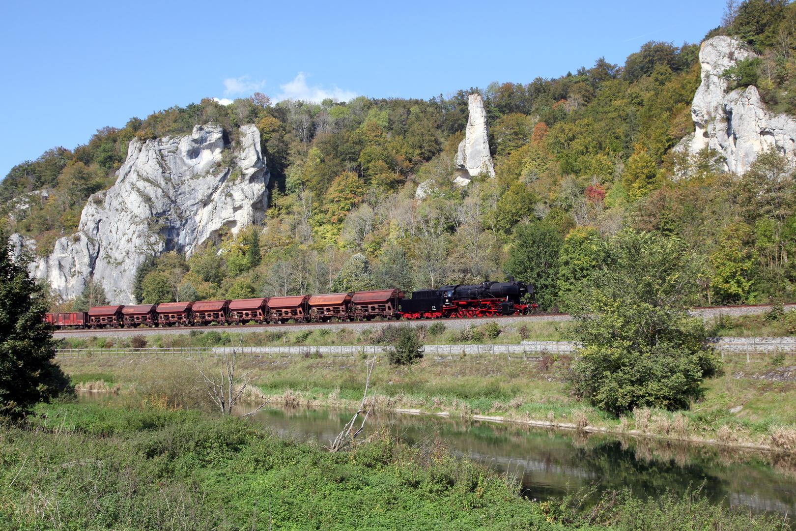 Im Tal der jungen Donau..