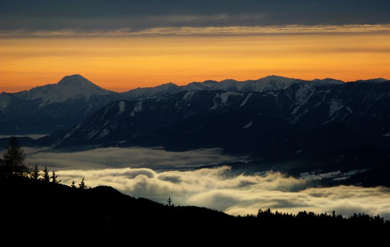 Im Tal der Nebel