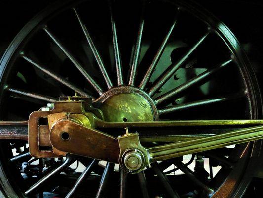 Im Technikmuseum Berlin...