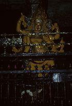 im Tempel von Madurai (Shiva)