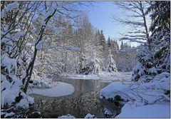 Im tiefen Winter