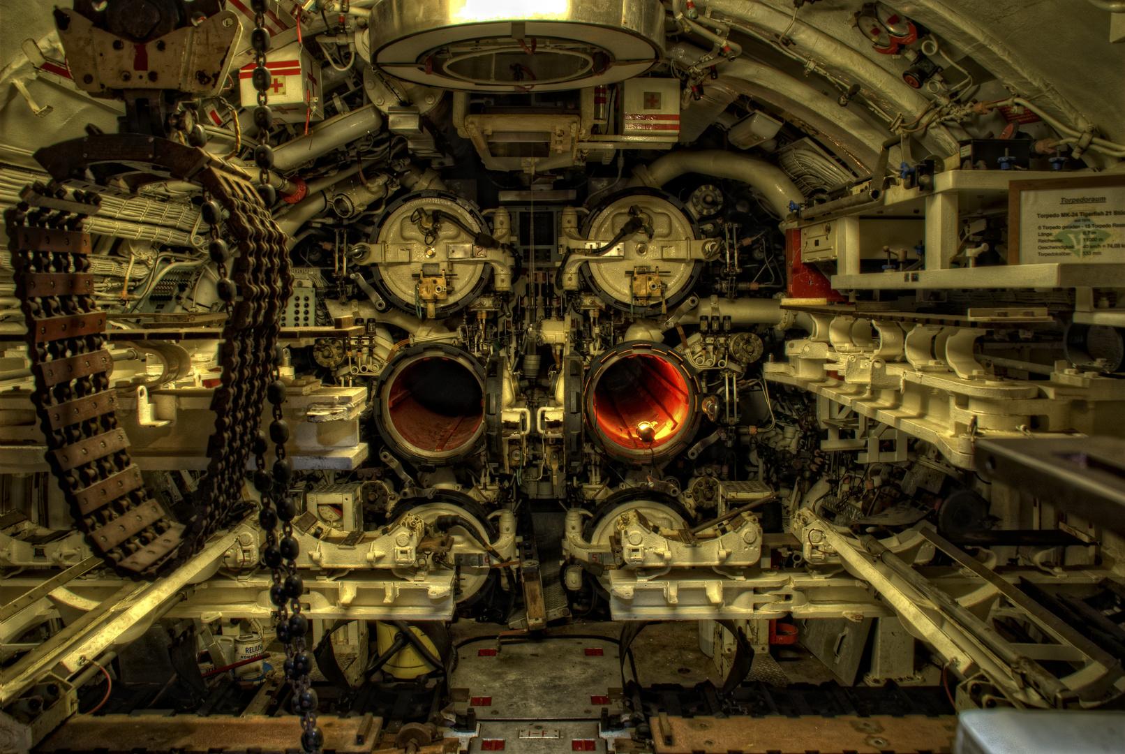 Im Torpedoraum