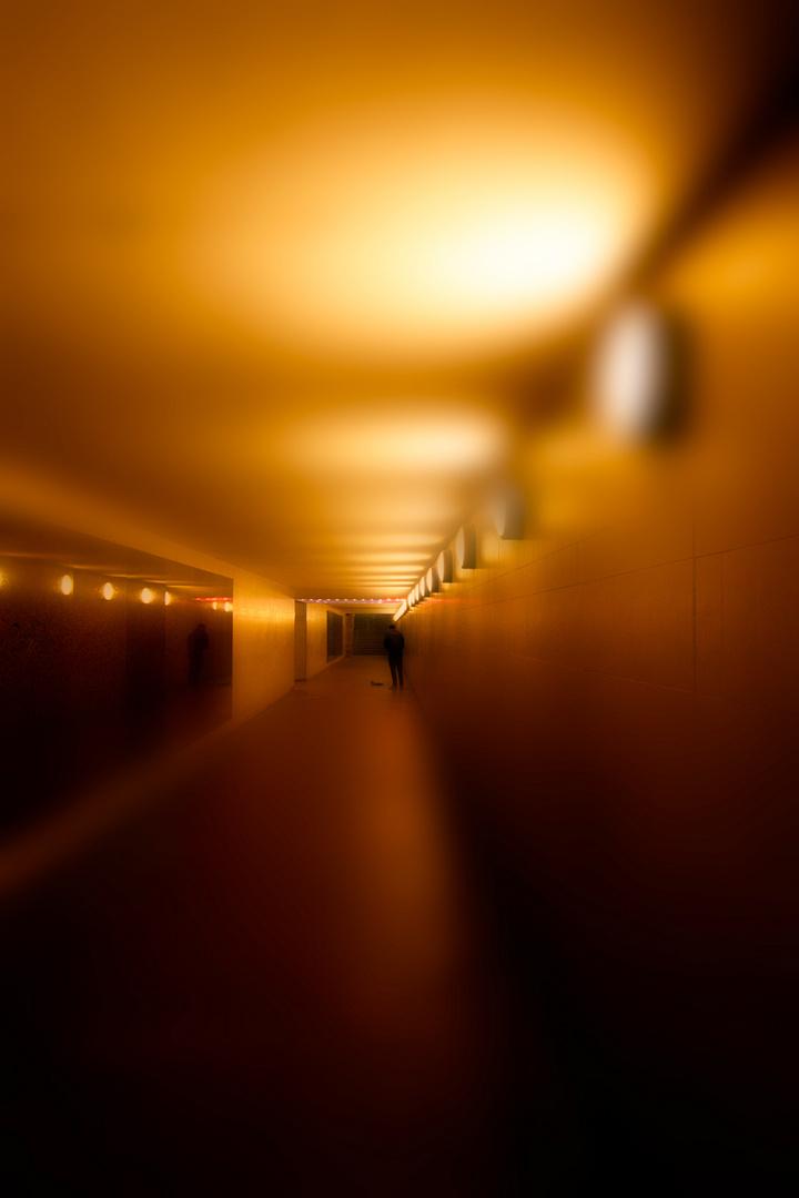 ~im Tunnel~