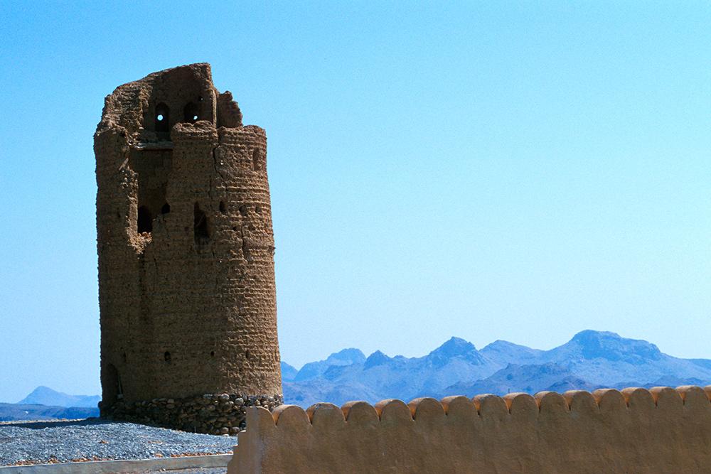 Im Umfeld von Muscat