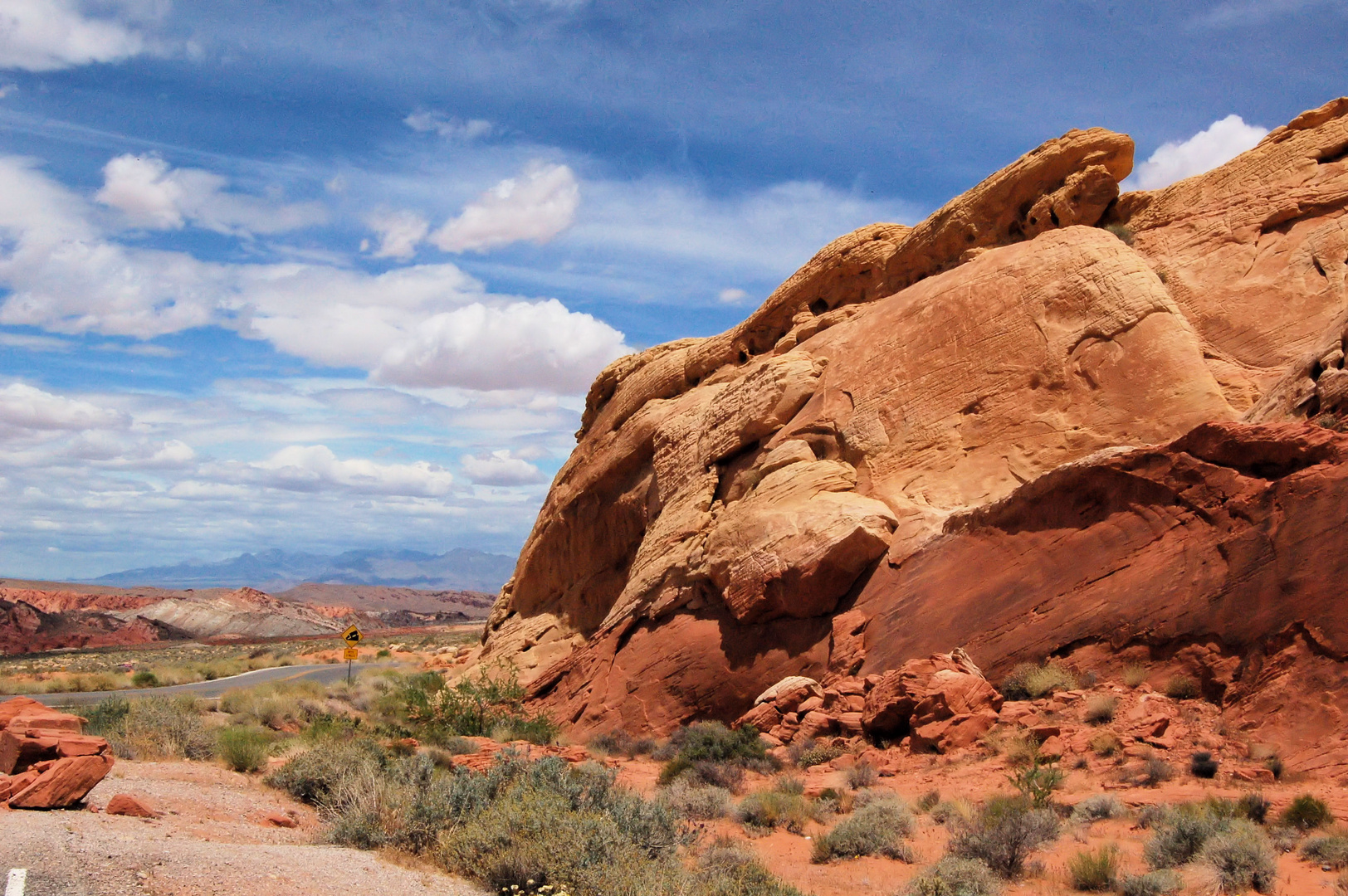Im Valley of Fire, Nevada