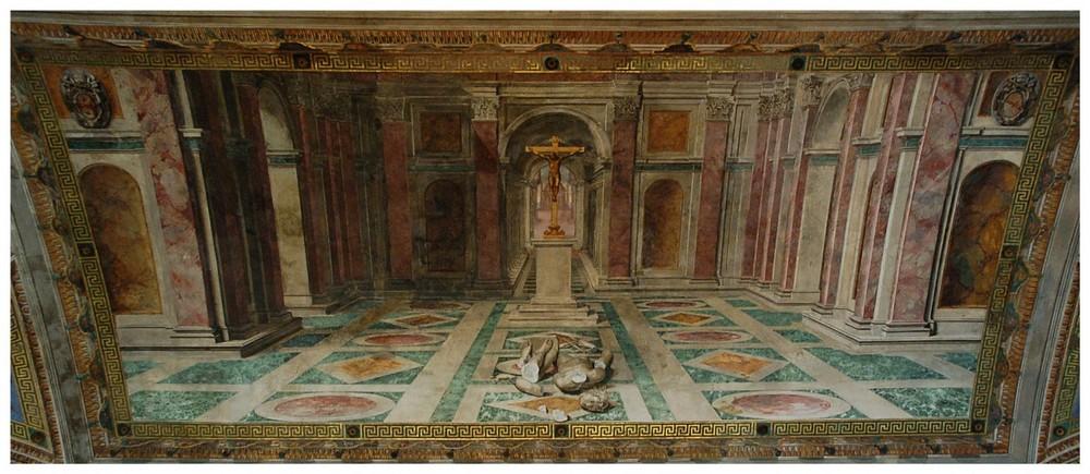 Im Vatikanischen Museum