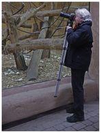 Im Visier *Die besondere Fotografenhaltung*