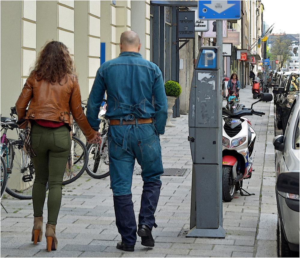 """Im Visier: """"Durch Dick und Dünn"""" - """"Ein Paar im Großstadtdschungel"""""""