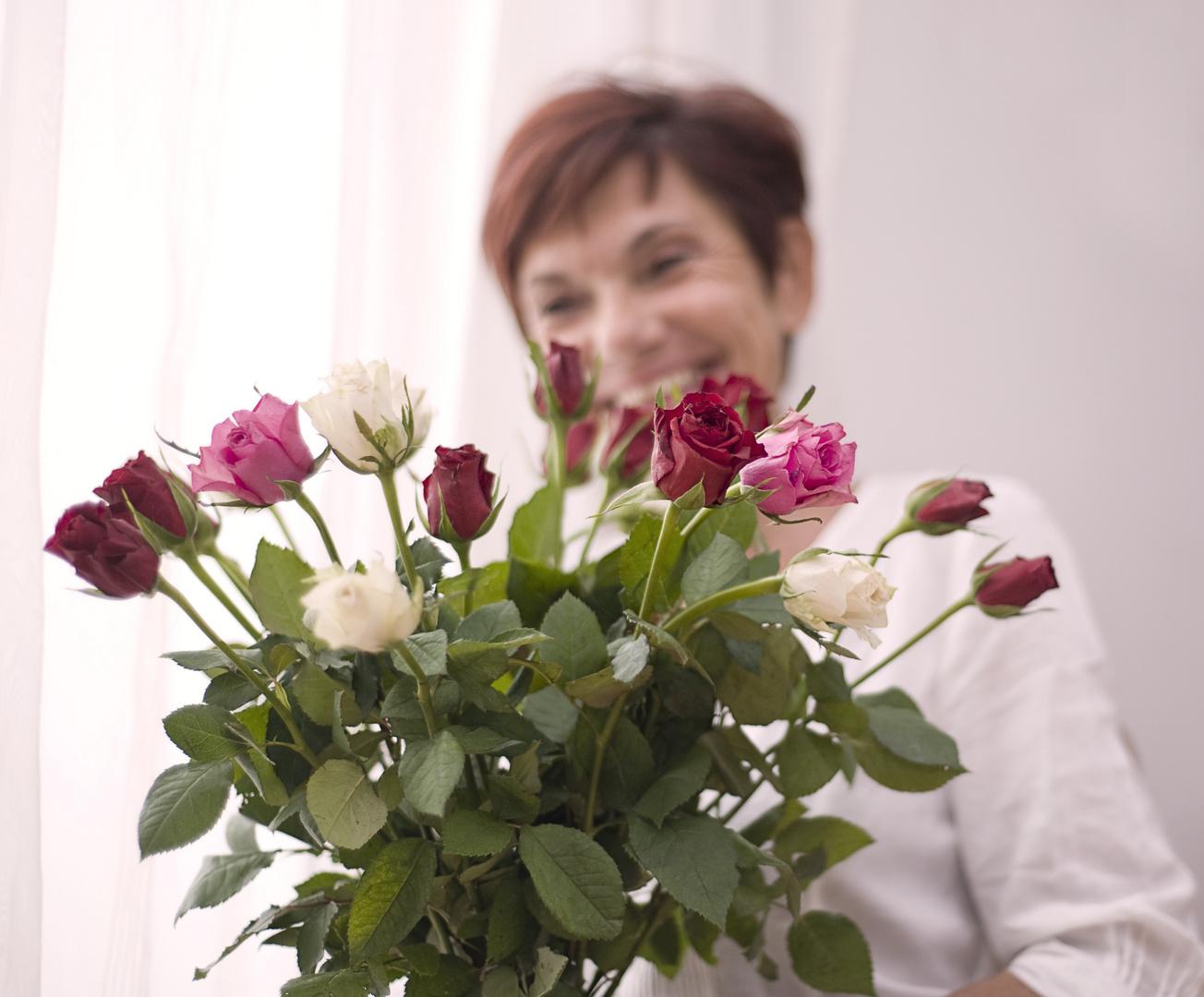 """""""Im Visier"""" - *La vie en rose*"""