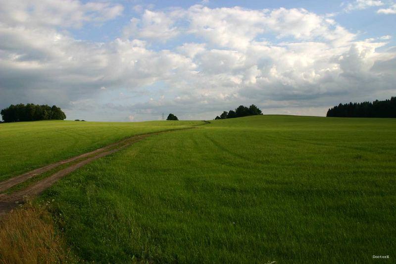 Im Vogtland kann'ste gar weit Blicken!