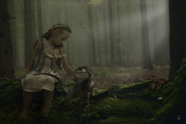 Im Wald der Fantasy