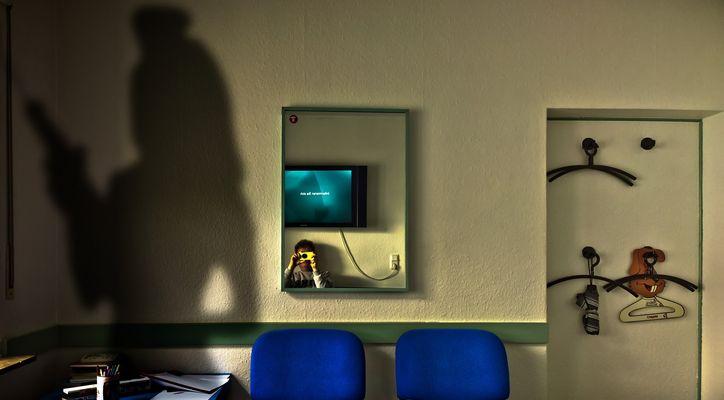 Im Wartezimmer...;-).II