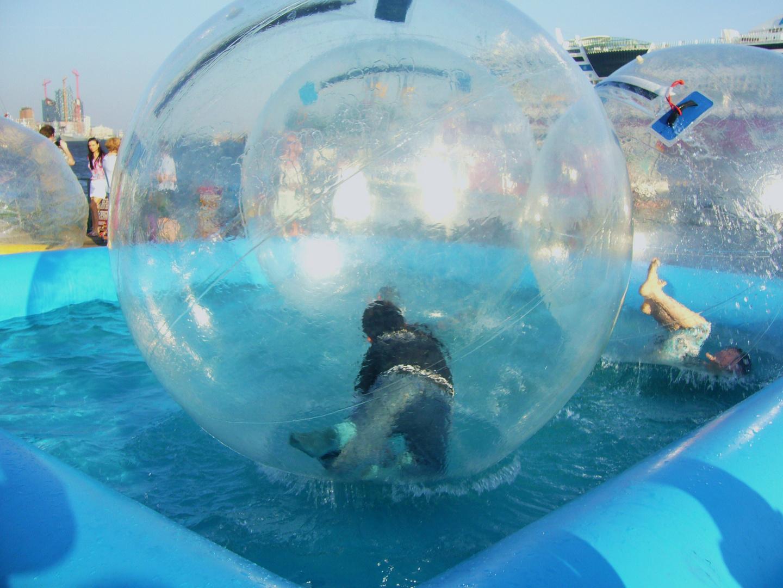 Im Wasserball