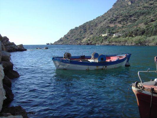 Im Westen Kreta's