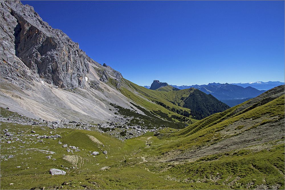 im Wettersteingebirge