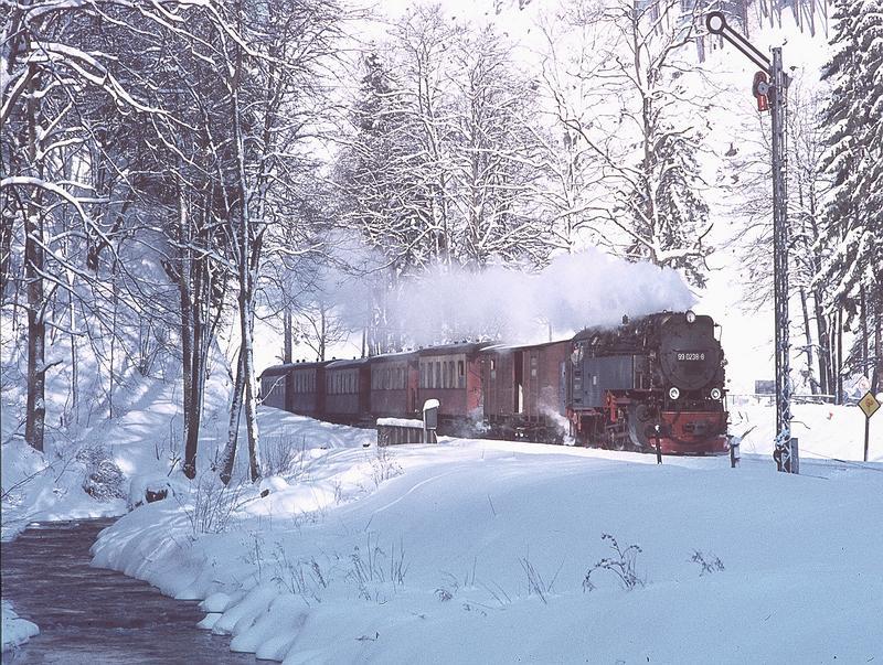 Im Winter 1976