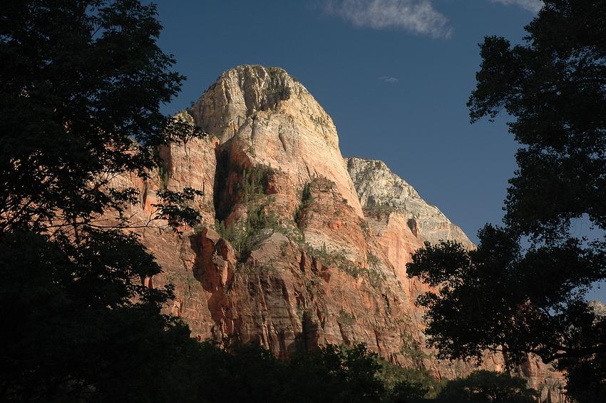 Im Zion Canyon 2