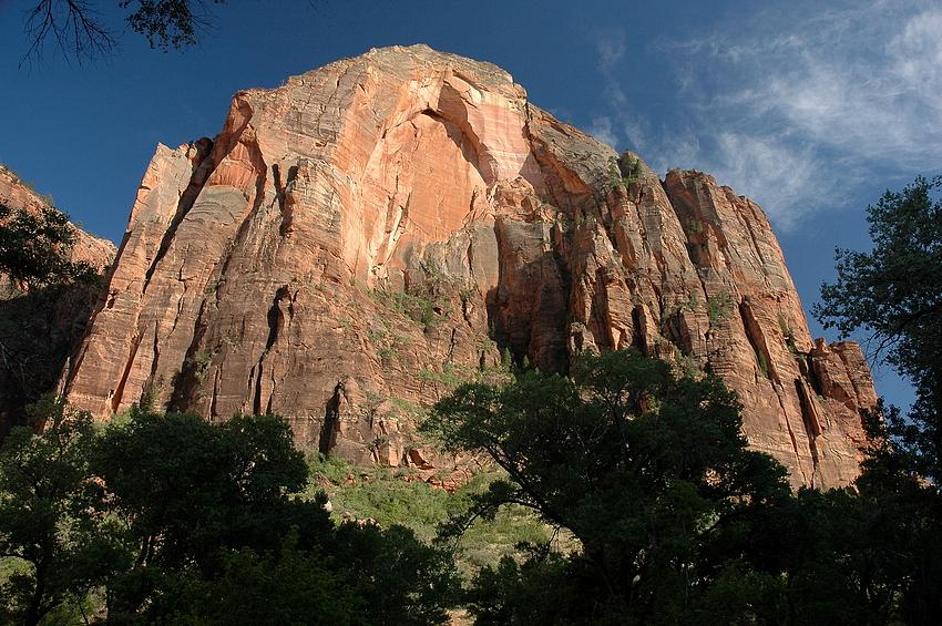Im Zion Canyon 3